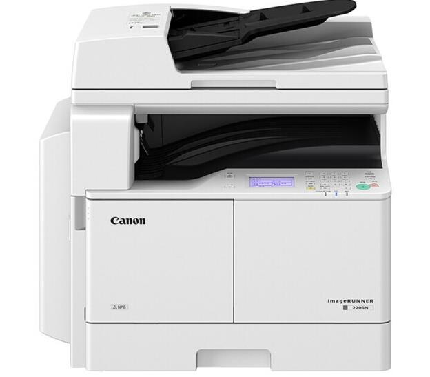 佳能(Canon)iR 2206AD黑白数码复合机佳能复印机A3多功能复印打印扫描一体机Wi-Fi 2206AD