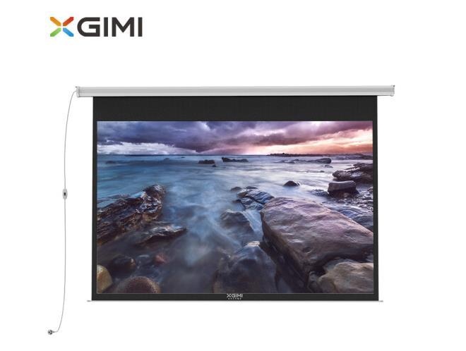 极米 (XGIMI) 100英寸16:10电动幕布