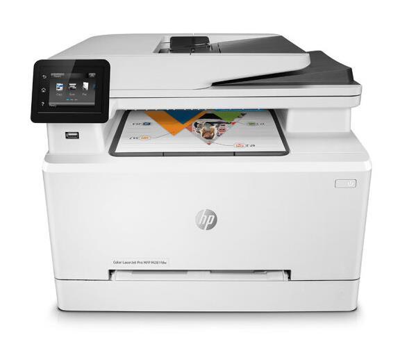 惠普(HP)彩色激光多功能一体机
