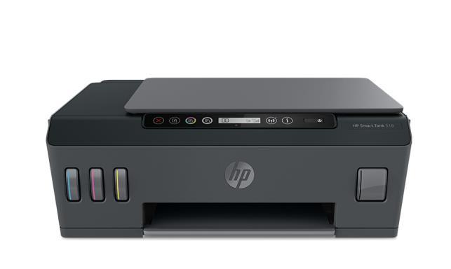 惠普(HP)518 连供无线打印一体机