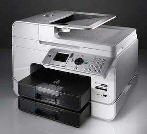 复印机工作原理详解