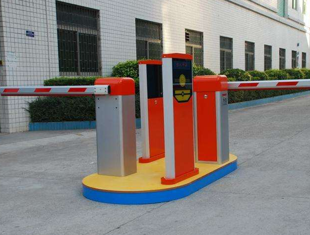 道闸的安装过程以及安装注意事项