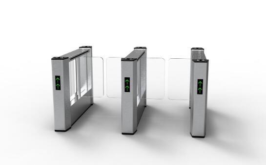 设置人行通道闸门的主要功能特点是什么?