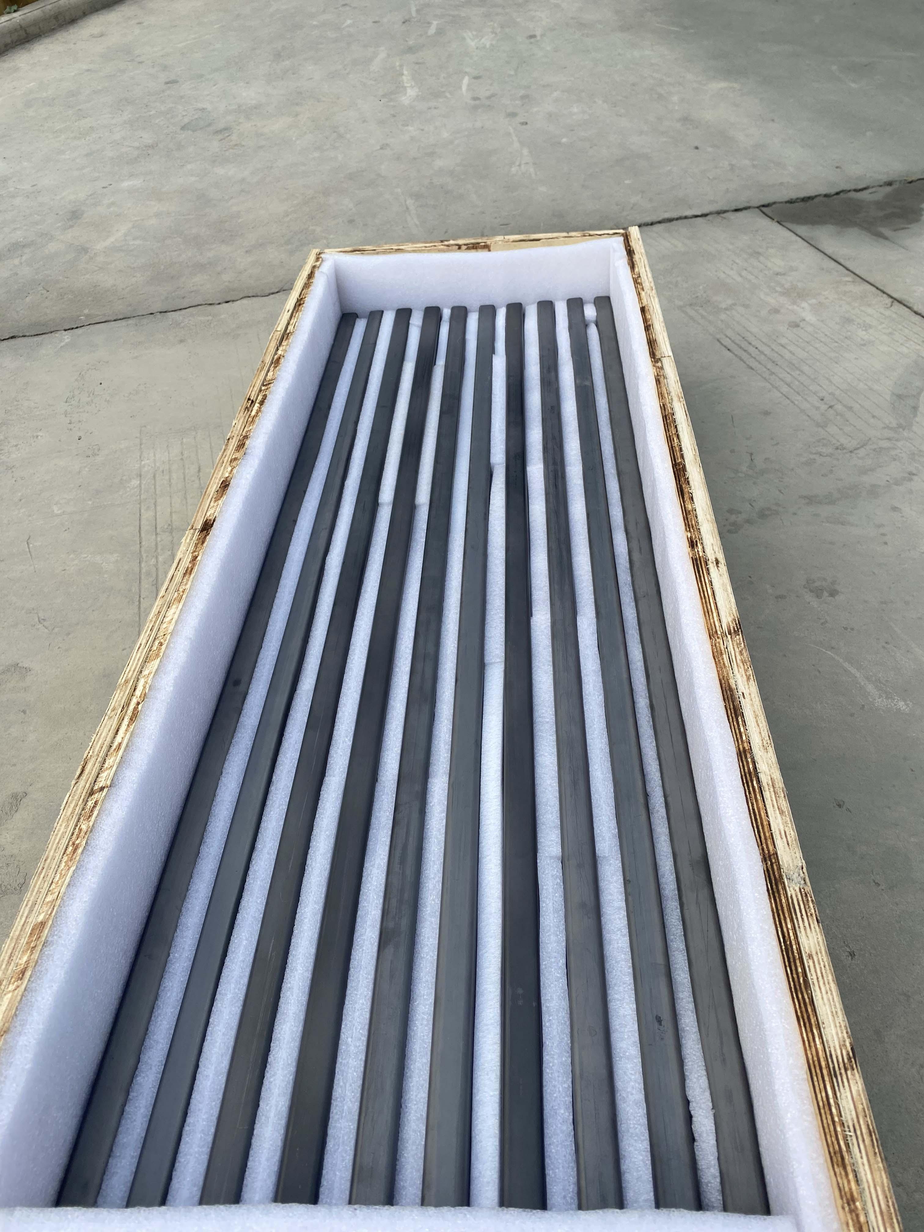 碳化硅方梁运用具体运用在哪些行业呢?