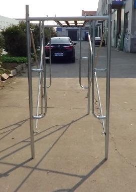 雄安新区铝合金脚手架配件都有哪些?