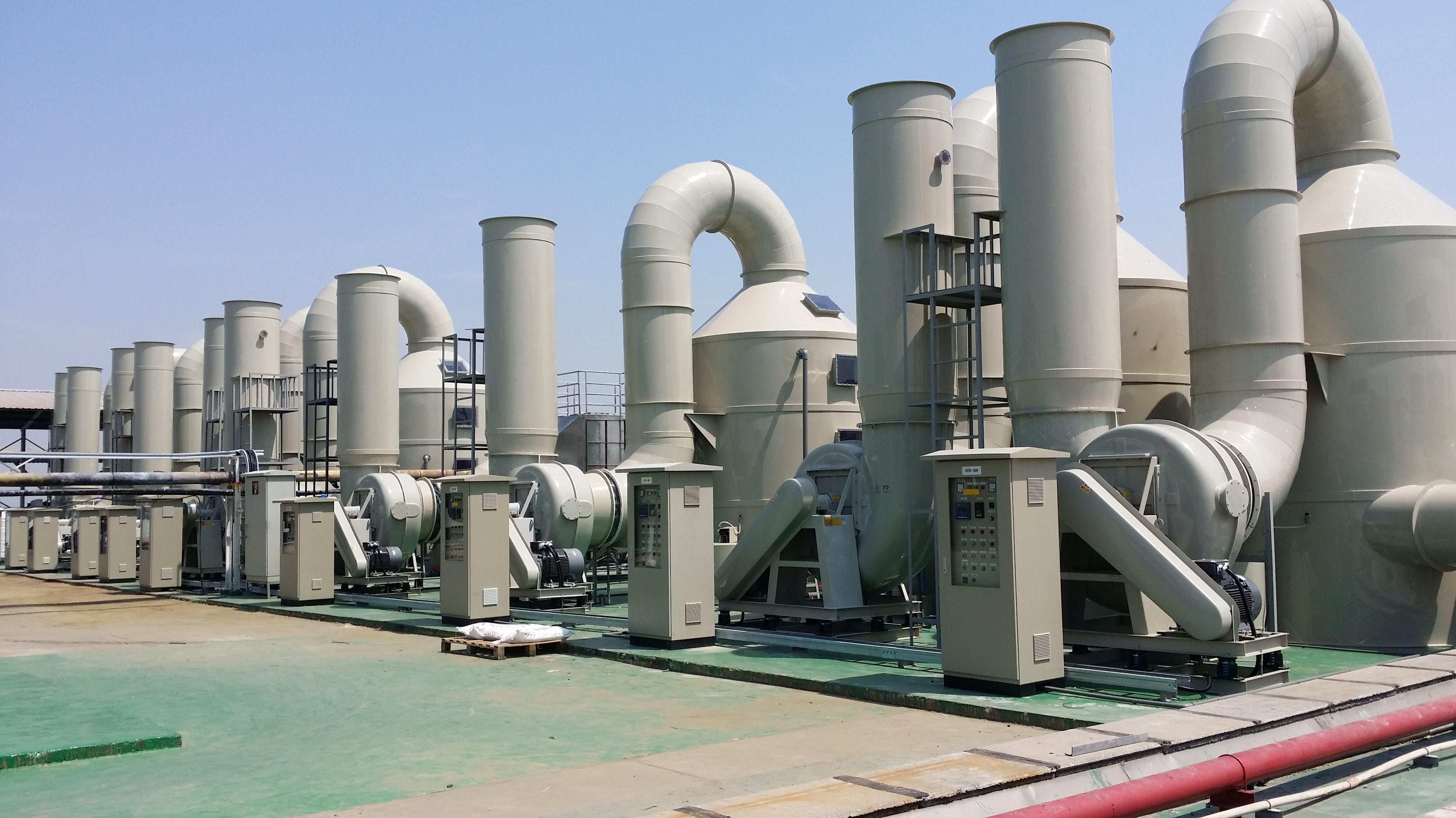 环境设备的研发、运营与管理