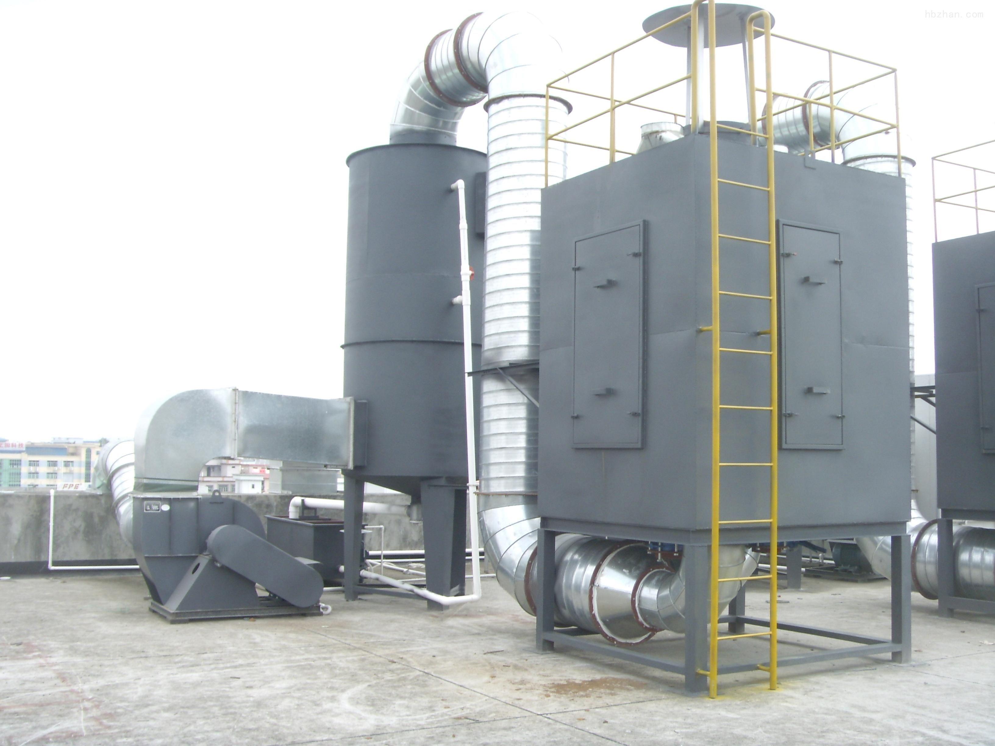 廢氣治理設備