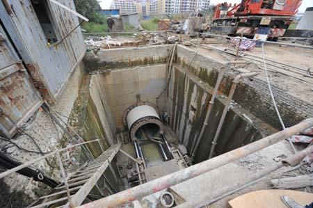 顶管工程,西安顶管,西安顶管工程,西安非开挖顶管,西安非开挖施工,西安顶管施工