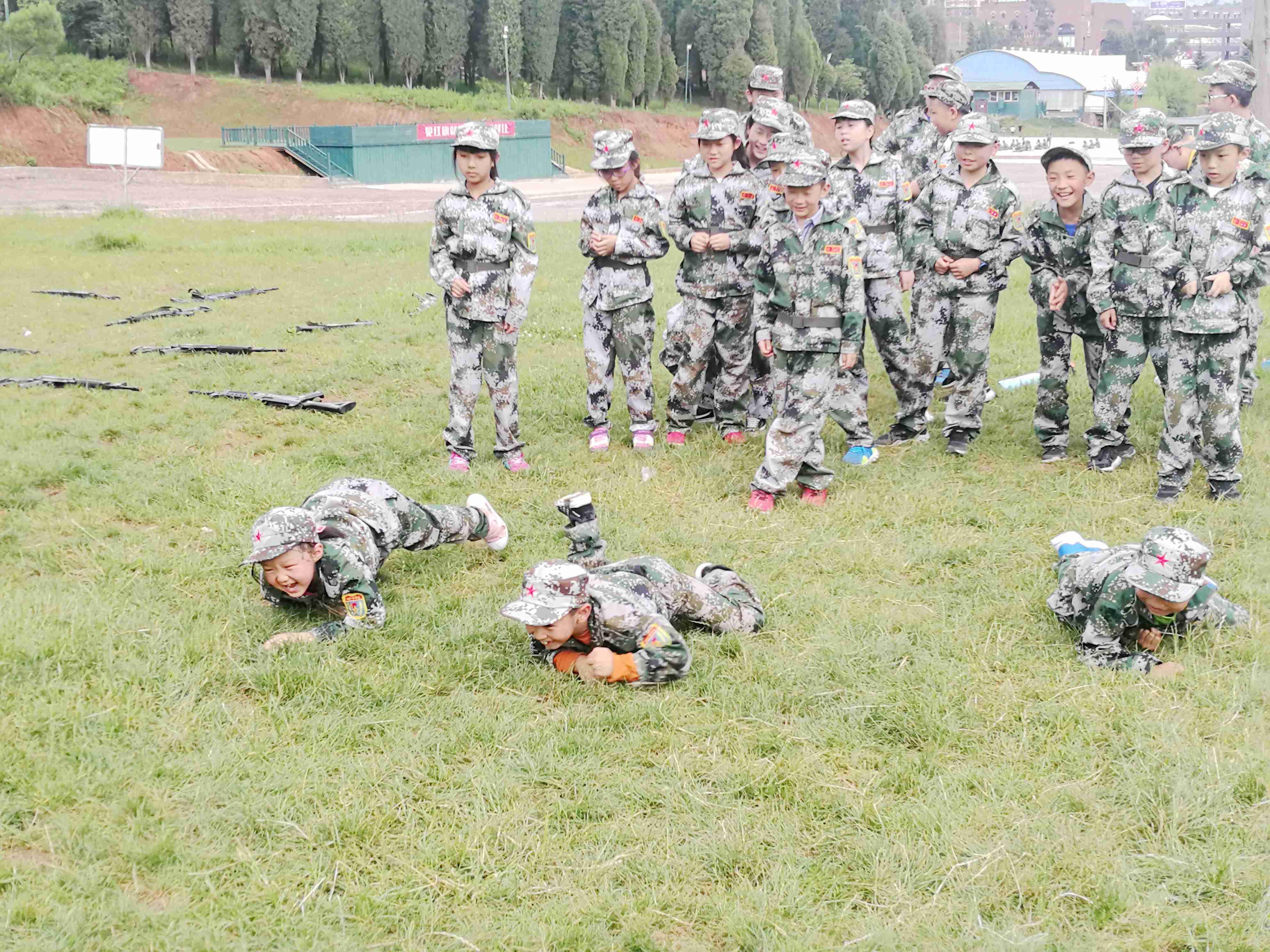 军事实训学习基地