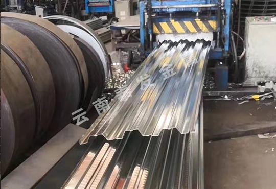 昆明750型楼承板定制