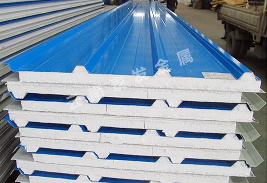 彩钢板的安装及固定要求