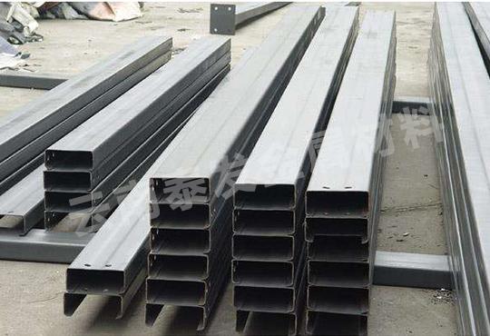 云南彩钢瓦c型钢厂家