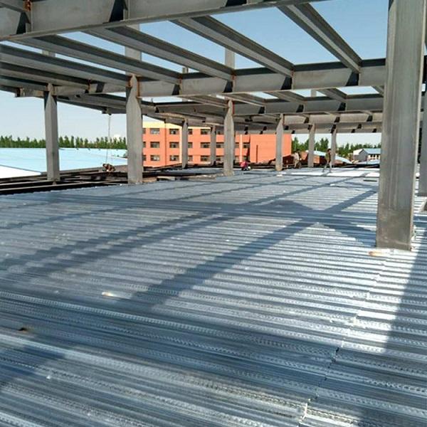 楼承板在浇筑混凝土的时候需要注意些什么?