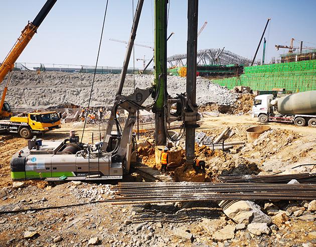 贵州桩基工程旋挖公司