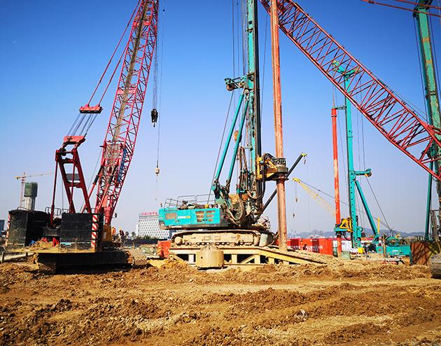 贵州旋挖钻工程