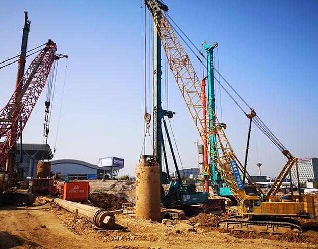 贵阳旋挖桩基工程