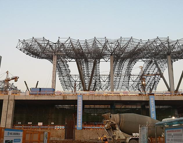 钢结构安装工程施工