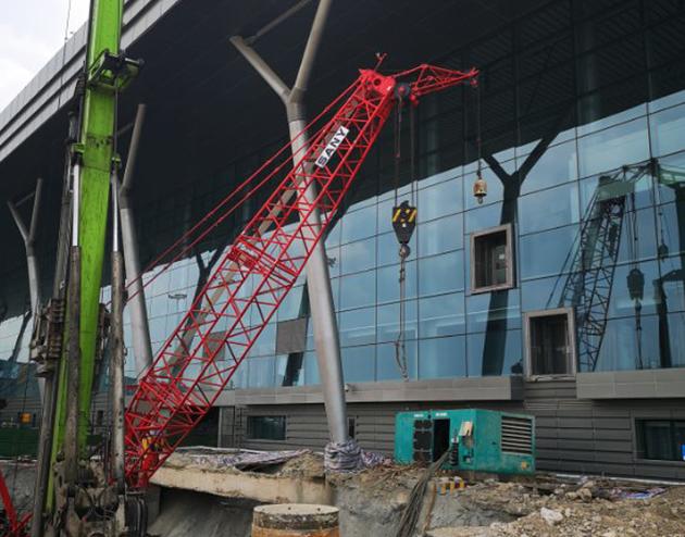 贵阳龙洞堡国际机场T3航站楼项目