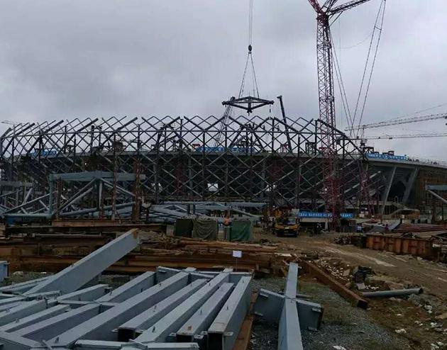 贵阳钢结构主体安装公司