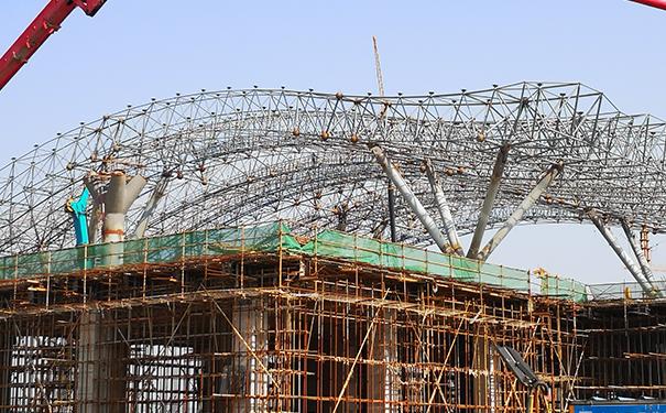 贵州钢结构主体安装工程