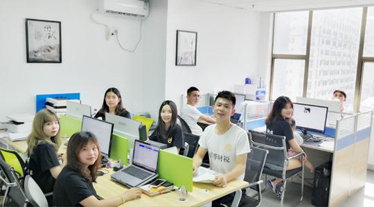 深圳记账报税代理公司网站建设优化合作第二年了
