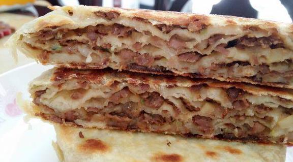 山东香酥肉饼培训
