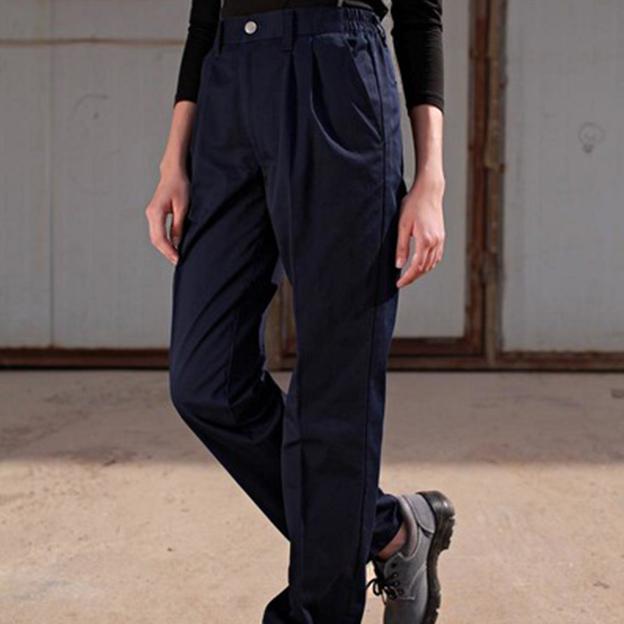 纯棉阻燃工装裤