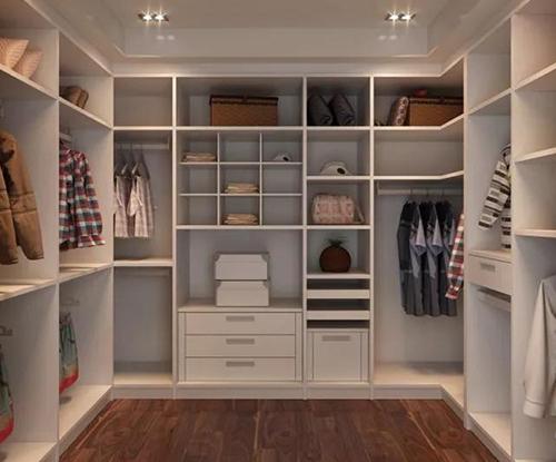 福建全屋定制家具收納怎么做?
