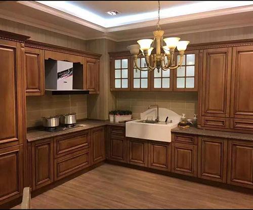 新中式櫥柜