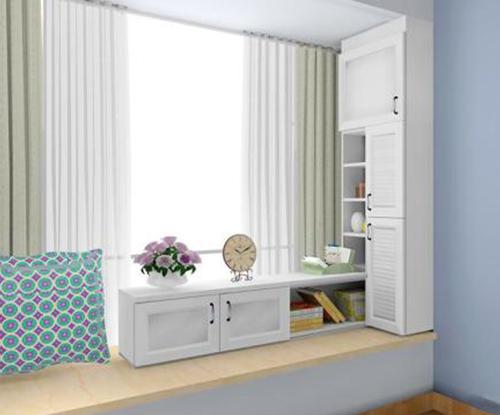 卧室窗台柜
