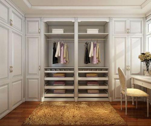 開放式衣柜
