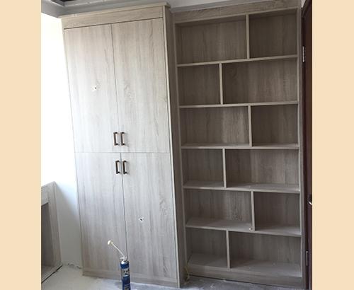 開放式書柜