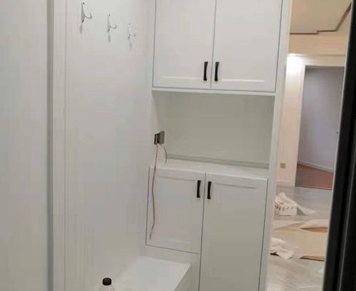 嵌入式鞋柜