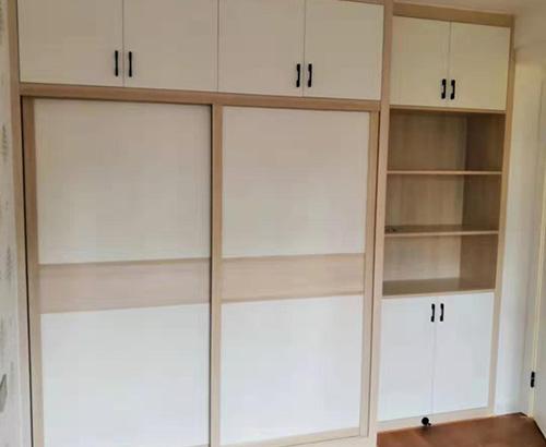 實木多層板衣柜