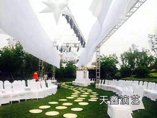 婚礼场地搭建