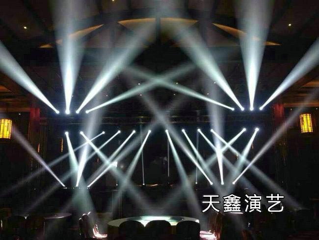 舞台灯光设备租赁