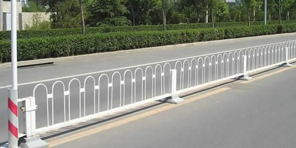 城市道路栏杆