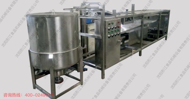 干豆腐机生产线