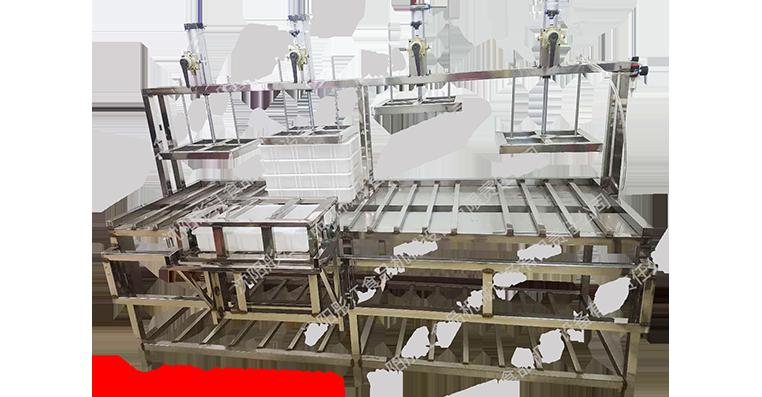 豆腐成型翻板机