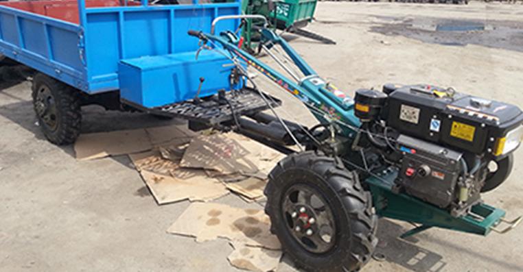 手扶改装四轮拖拉机