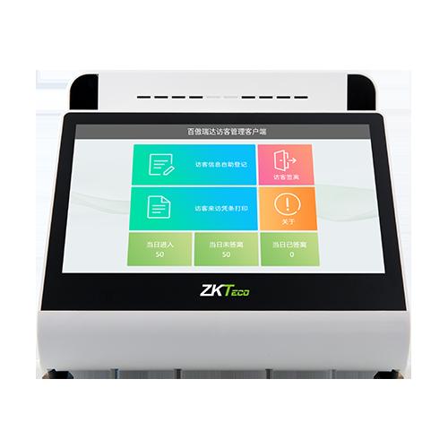 多功能桌面式智能访客终端ZKVD03