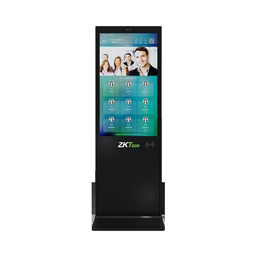 ZK-S1050-V慧眼感知访客信息屏
