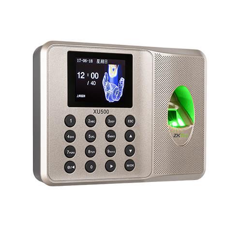 指纹识别考勤终端XU500