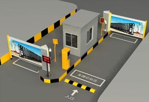停车安装道闸要注意什么?