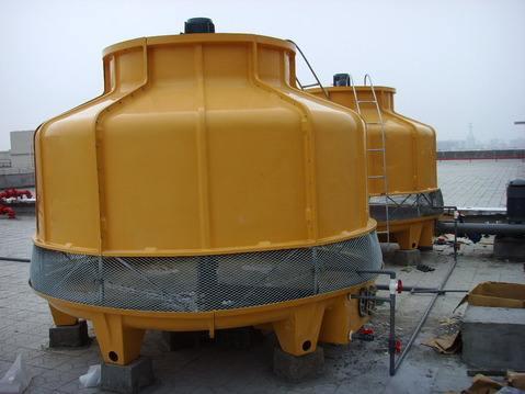 吊装式圆形逆流冷却塔在使用时要注意什么呢