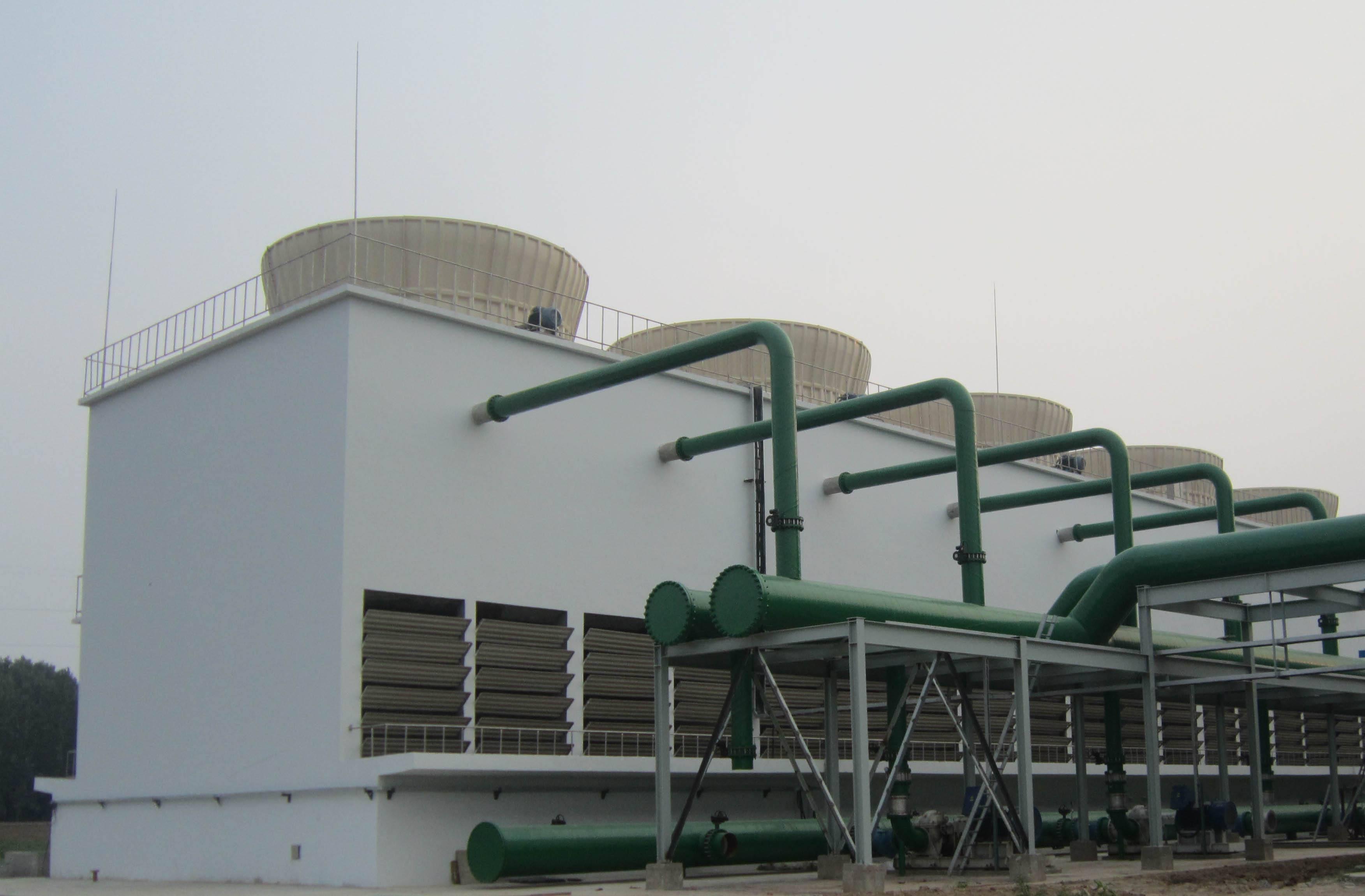 工業冷卻塔