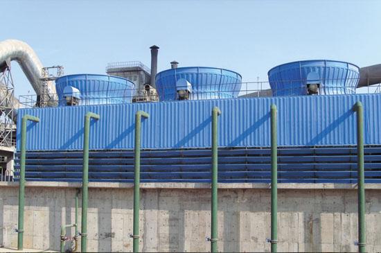 冷卻水塔受污染的原因及預防措施