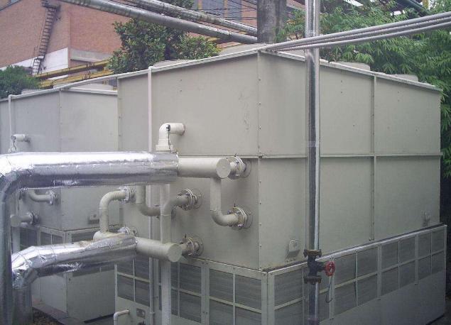 闭式玻璃钢冷却塔
