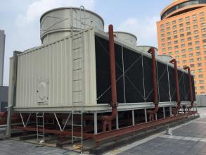 閉式冷卻塔發生破裂原因及預防措施解析