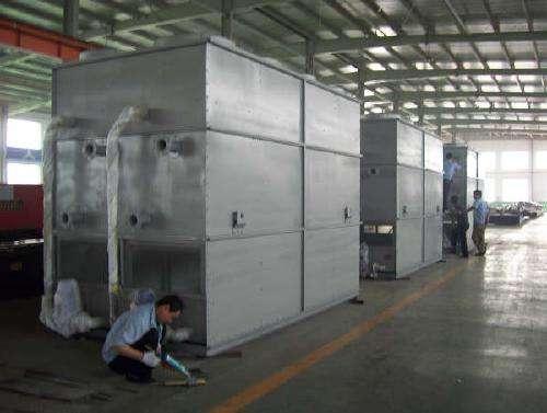 闭式冷却塔的介绍与分类